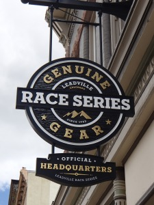 A store dedicated to race merchandise