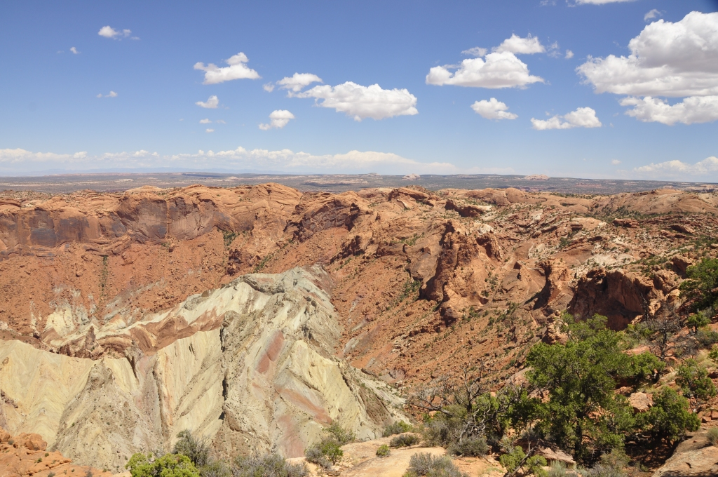 Also Canyonlands had a large hole that may or may not have been the result of a meteor