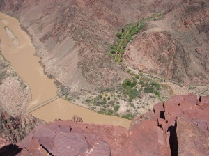 Phantom Ranch awaits down below!
