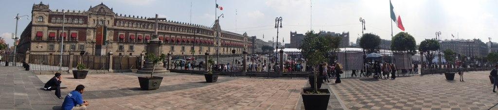 The Zocalo
