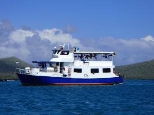 Going Ga Ga for the Galapagos
