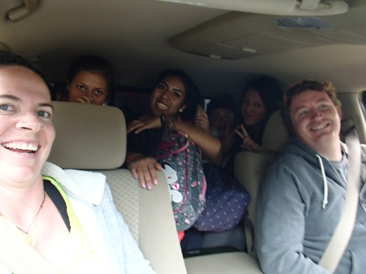 How many Ecuadorians can fit in the Hulk?