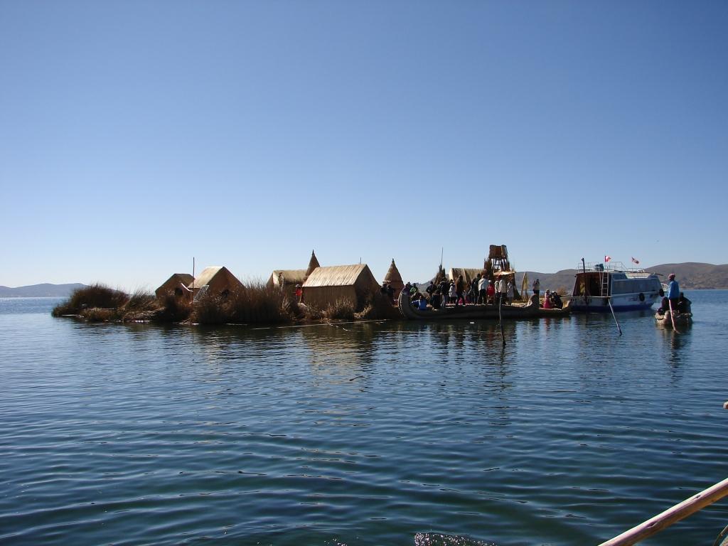 Floating Island.