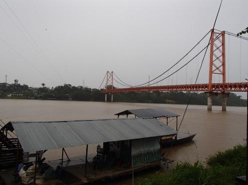 The fancy new bridge in town