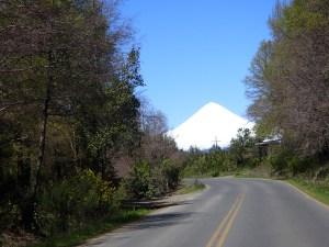 Another volcano around the corner