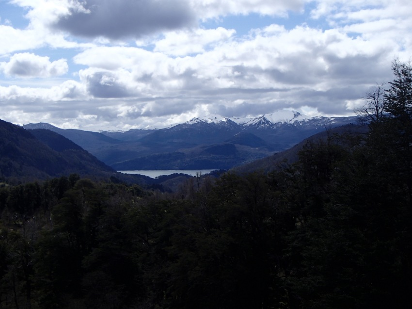 View from San Martin de Los Andes